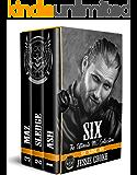 Skulls MC: Ash, Sledge, Maz (Ultimate MC Collection Book 6)
