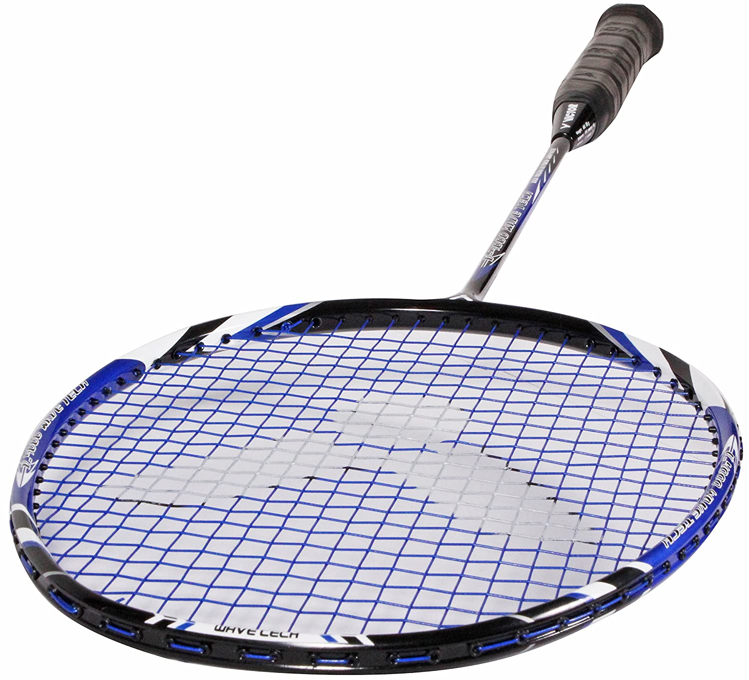 Victor V-4000 Wave Tech badminton racquet single or as set of 2 with balls