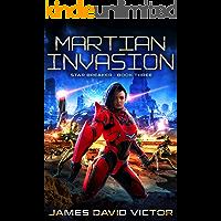 Martian Invasion (Star Breaker Book 3)