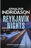 Reykjavik Nights (Reykjavik Murder Myst/Prequel) (English Edition)
