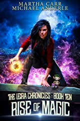 Rise of Magic (The Leira Chronicles Book 10) Kindle Edition