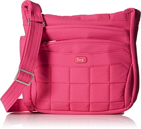 7e1be95073 Lug-Flutter Mini Cross-Body Bag in Rose Pink  Amazon.ca  Luggage   Bags