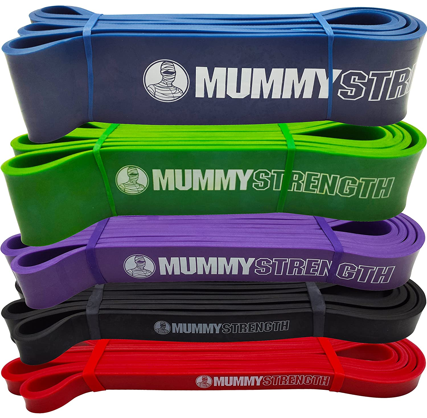 MummyStrength Pull Up Assist Band