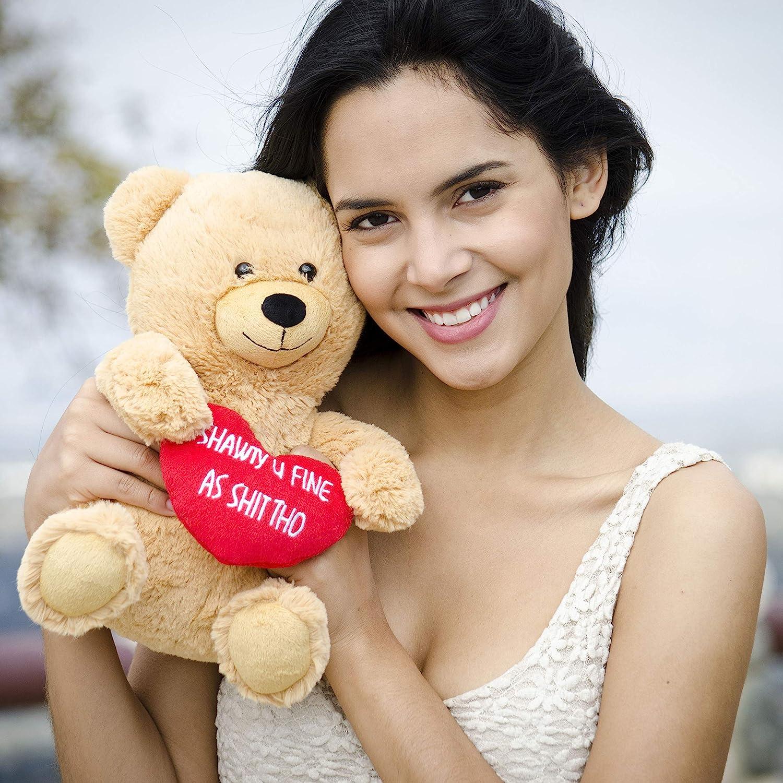 Hollabears Shawty U Fine Teddy Bear