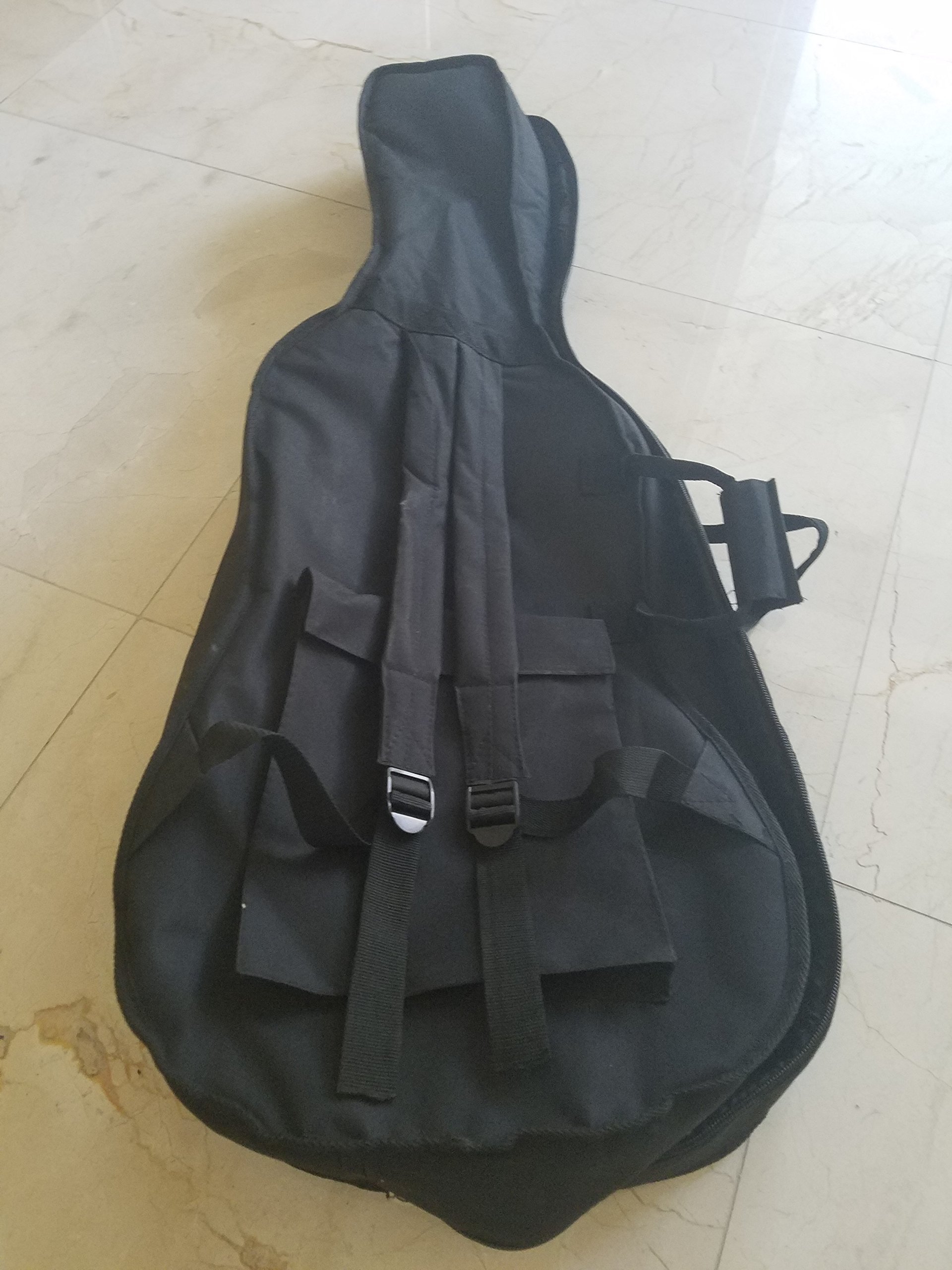 Overstock CLEARANCE - 4/4 Size - Cello Gig Bag