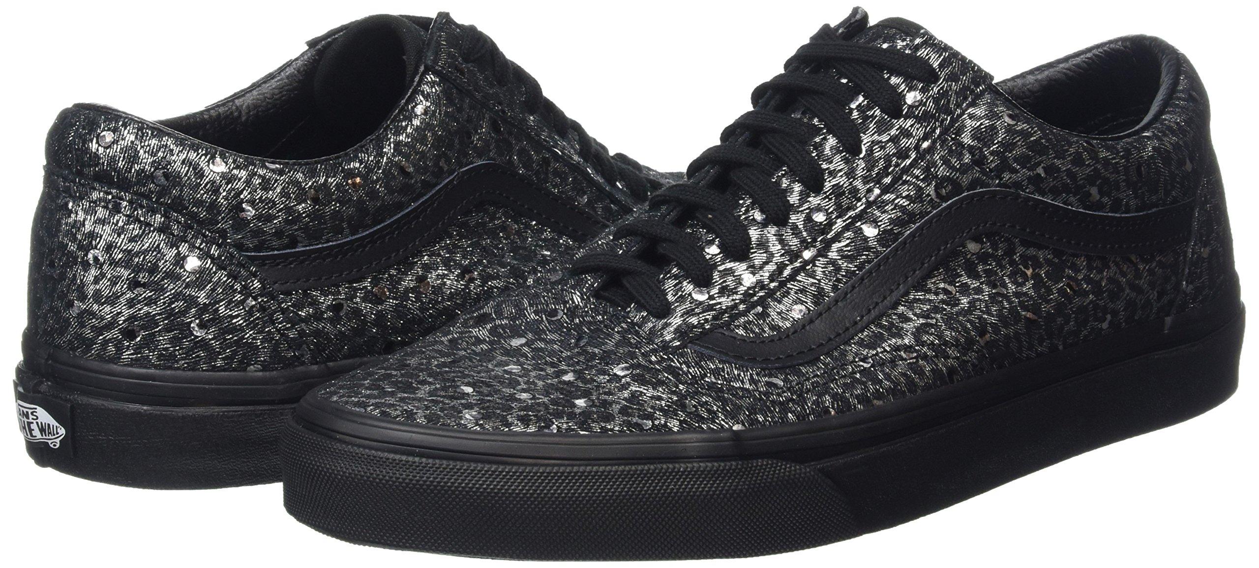 Vans Unisex Old Skool Skate Sneakers (8) by Vans (Image #5)