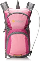 Outdoor Products Youth Hydration Pack with 2-Liter Reservoir, 3.8-Liter Storage