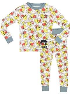 Pokèmon - Pijama para niños Ajuste Ceñido