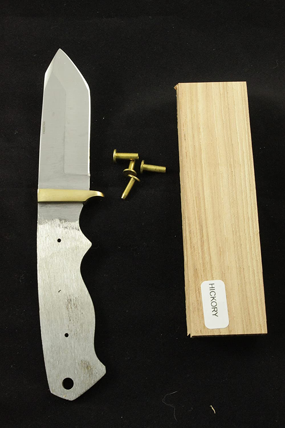 Payne Bros Custom Knives 7.75 INCH TANTO knife kit DIY KNIFE KIT PAYNE BROS