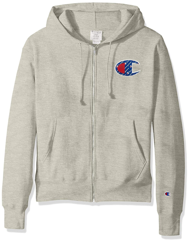 b002810a2 Amazon.com: Champion LIFE Reverse Weave Full-Zip Hoodie: Clothing