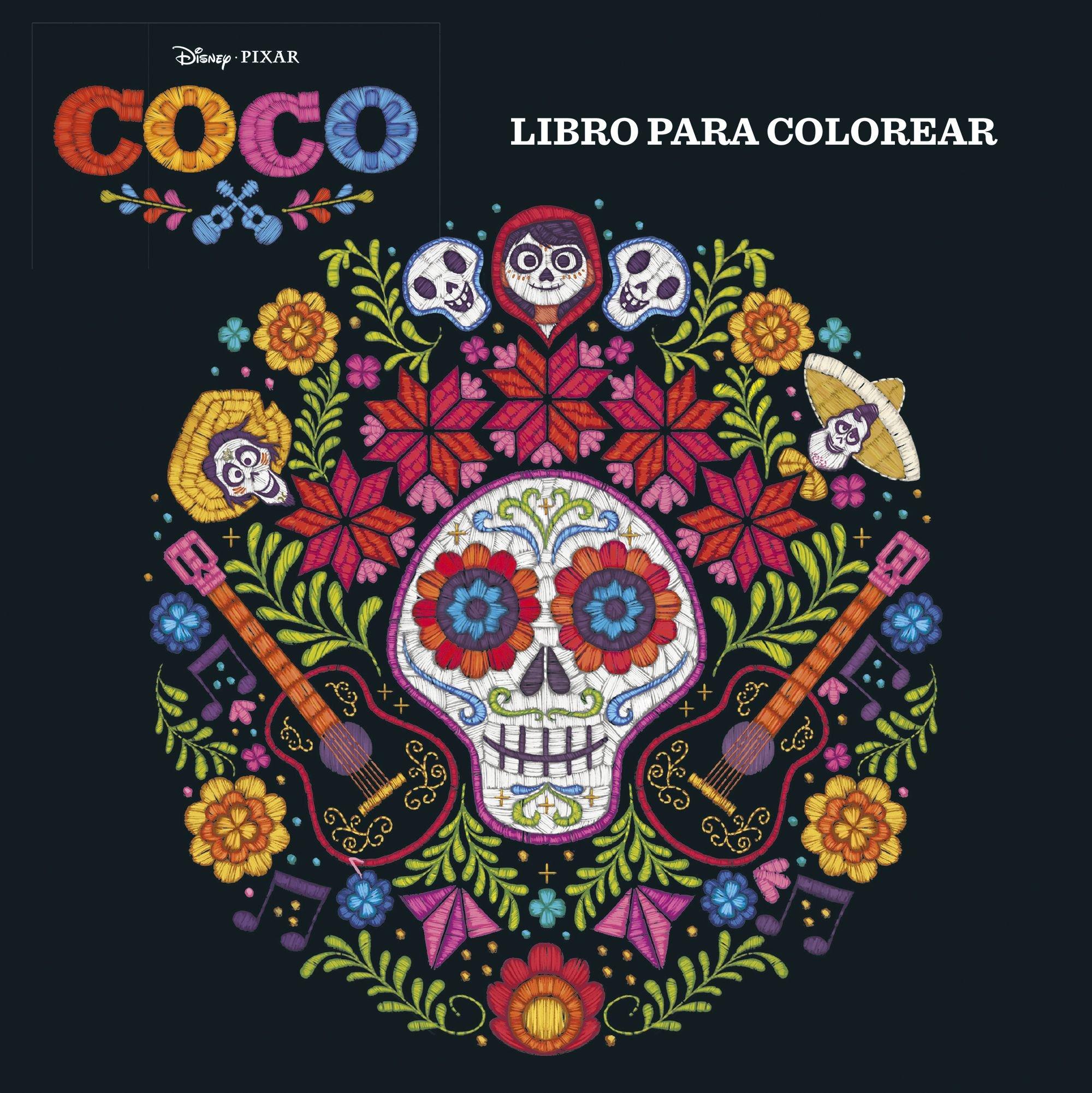Coco. Libro para colorear (Disney. Coco): Amazon.es: Disney: Libros