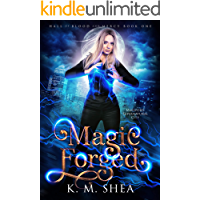 Magic Forged: Magiford Supernatural City (Hall of Blood and Mercy Book 1)