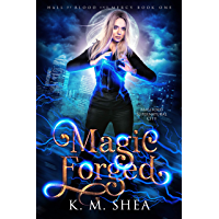 Magic Forged: Magiford Supernatural City (Hall of Blood and Mercy Book 1) (English Edition)