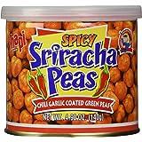 Hapi Spicy Chili Garlic Sriracha Peas, 4.9 oz