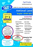 STUDY SET - MaRRS Pre School Bee ENGLISH - Junior KG - National Level - Prepare for Marrs Pre School Bee competition ... For pre purchase queries whatsapp 9820354672