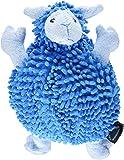 TrustyPup Tough 'n Fun Fuzzy Wuzzy Sheep Durable Dog Toy