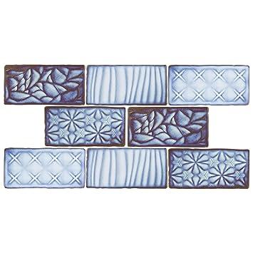 somertile wcvasnv Antik-Look Sensations Keramik Wand Fliesen, 7,6 x ...