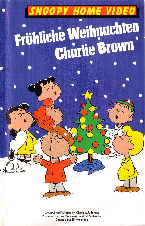 Die Peanuts - Fröhliche Weihnachten, Charlie Brown: Bill Melendez ...