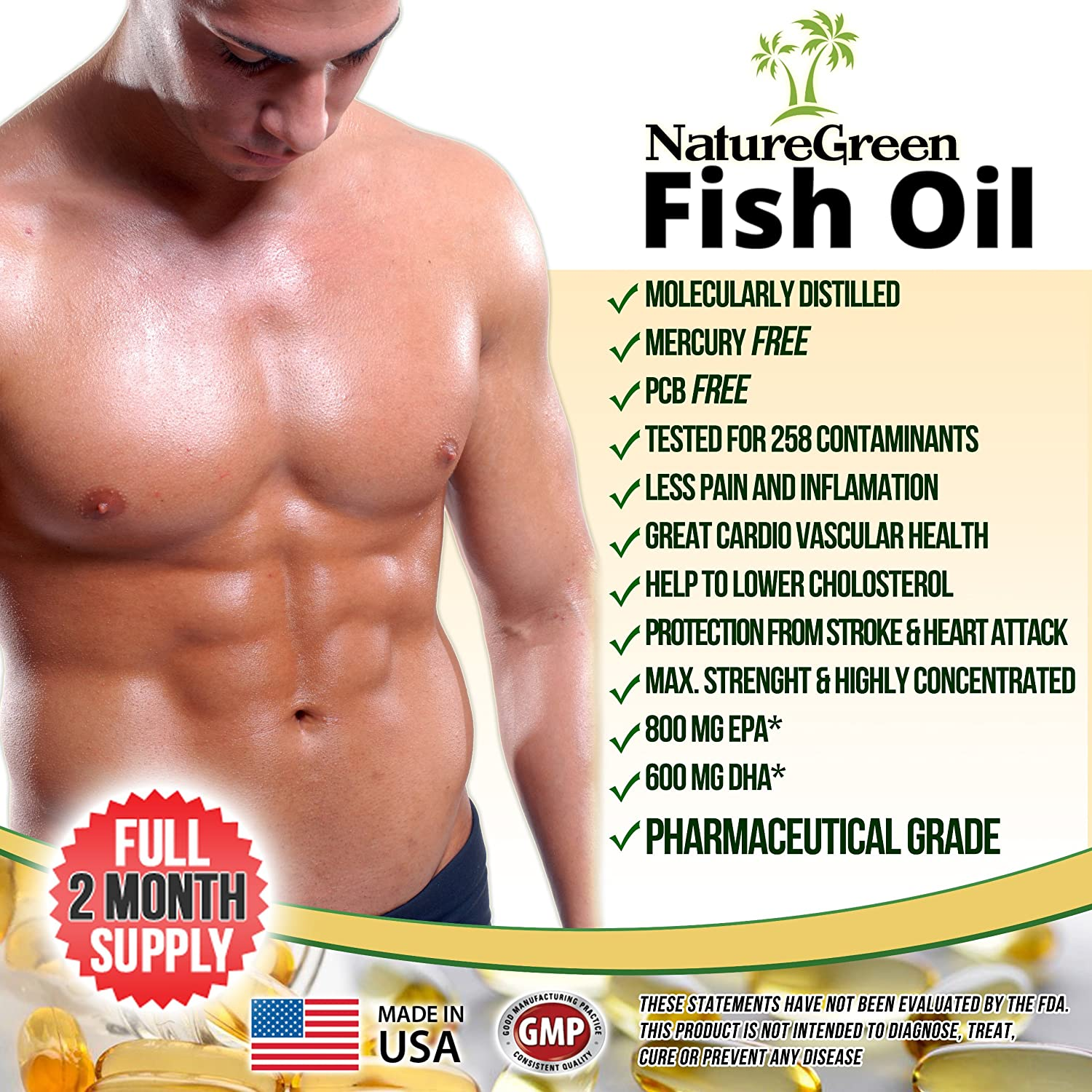 taking fish oil supplements weight loss