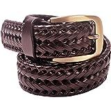 VOGARD Men's Belt (Brown, Free Size)