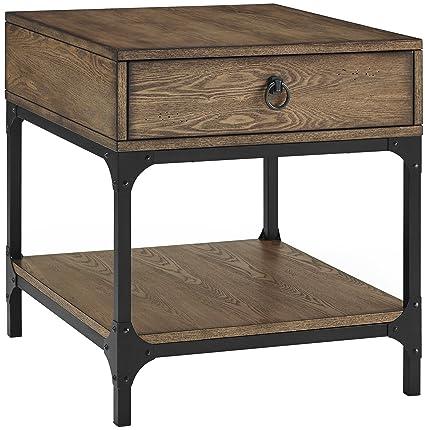 Crosley Furniture CF6103 CO Trenton Side Table