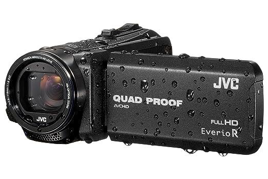 7 opinioni per JVC GZ-R415BEU Videocamera Full HD QUAD PROOF (subacquea fino 5m e resistente a