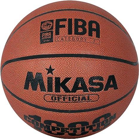 MIKASA Basketball BQ1000 - Pelota de Baloncesto (Outdoor, Indoor ...