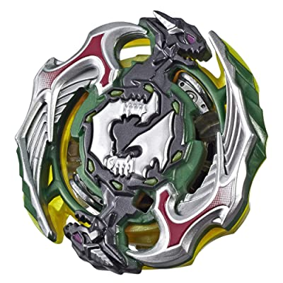 BEYBLADE Burst Turbo Slingshock Gargoyle G4 Single Battling Top, Right-Spin Defense Type, Age 8+: Toys & Games