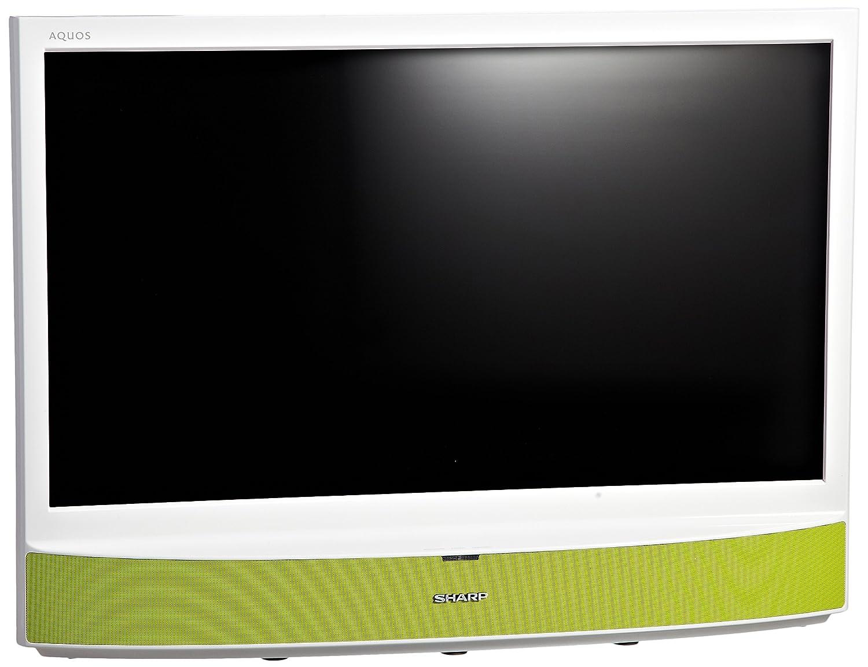 ハイビジョン液晶テレビ AQUOS ホワイト LC-24P5-W (別売USB HDD録画対応) 【送料無料】 (アクオス) シャープ 24V型 地上・BS・110度CSチューナー内蔵