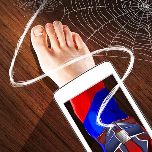 Foot Spider