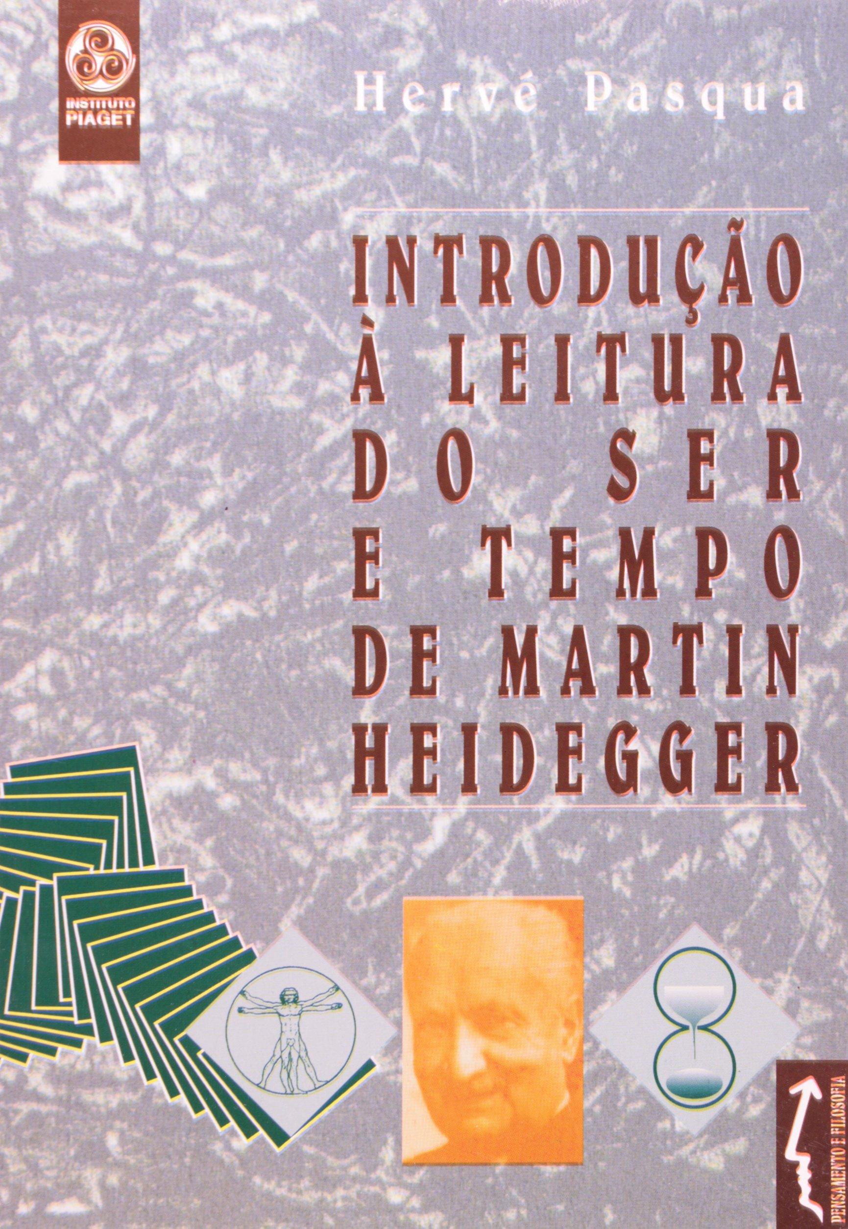 126d0b90410 Introdução a Leitura do Ser e Tempo de Martin Heidegger - 9789728407766 -  Livros na Amazon Brasil
