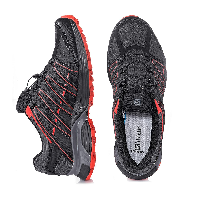 Et Loisirs MultifonctionNoirSports Salomon Chaussures 8knO0wP
