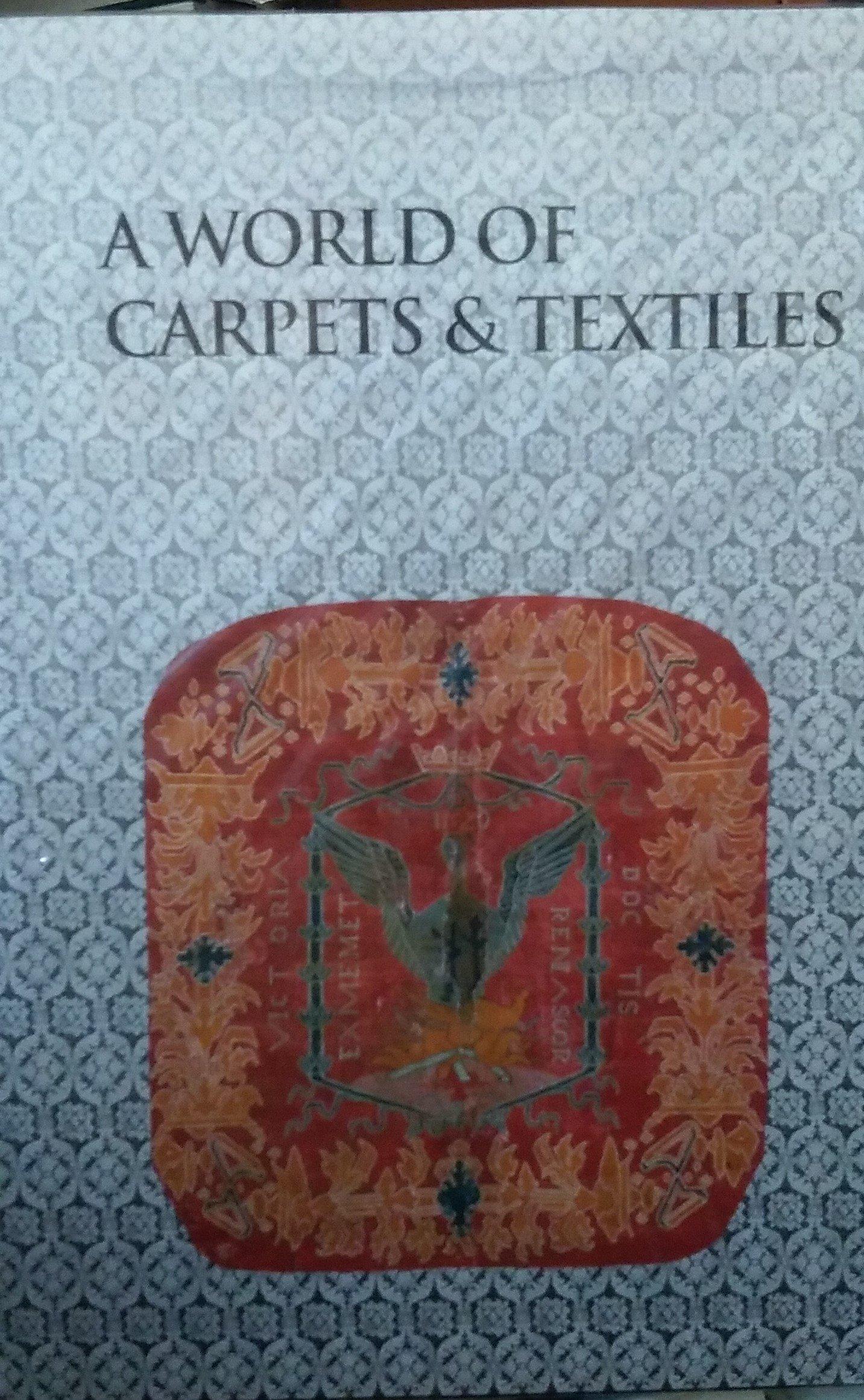 A World of Carpets & Textiles (Oriental) ebook