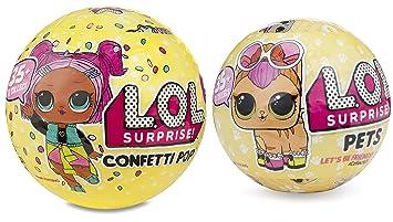 Unbekannt l.o.l. 551522e5cazi Surprise Confetti Pop De Series 3 VG3AfG4e3