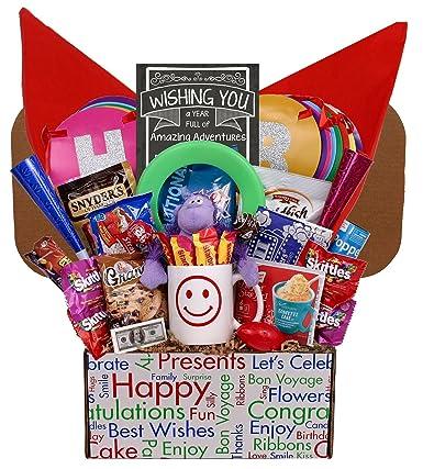 Celebra un cumpleaños con una fiesta en una caja.: Amazon ...