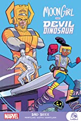Moon Girl And Devil Dinosaur: Bad Buzz (Moon Girl and Devil Dinosaur (2015-2019)) Kindle Edition