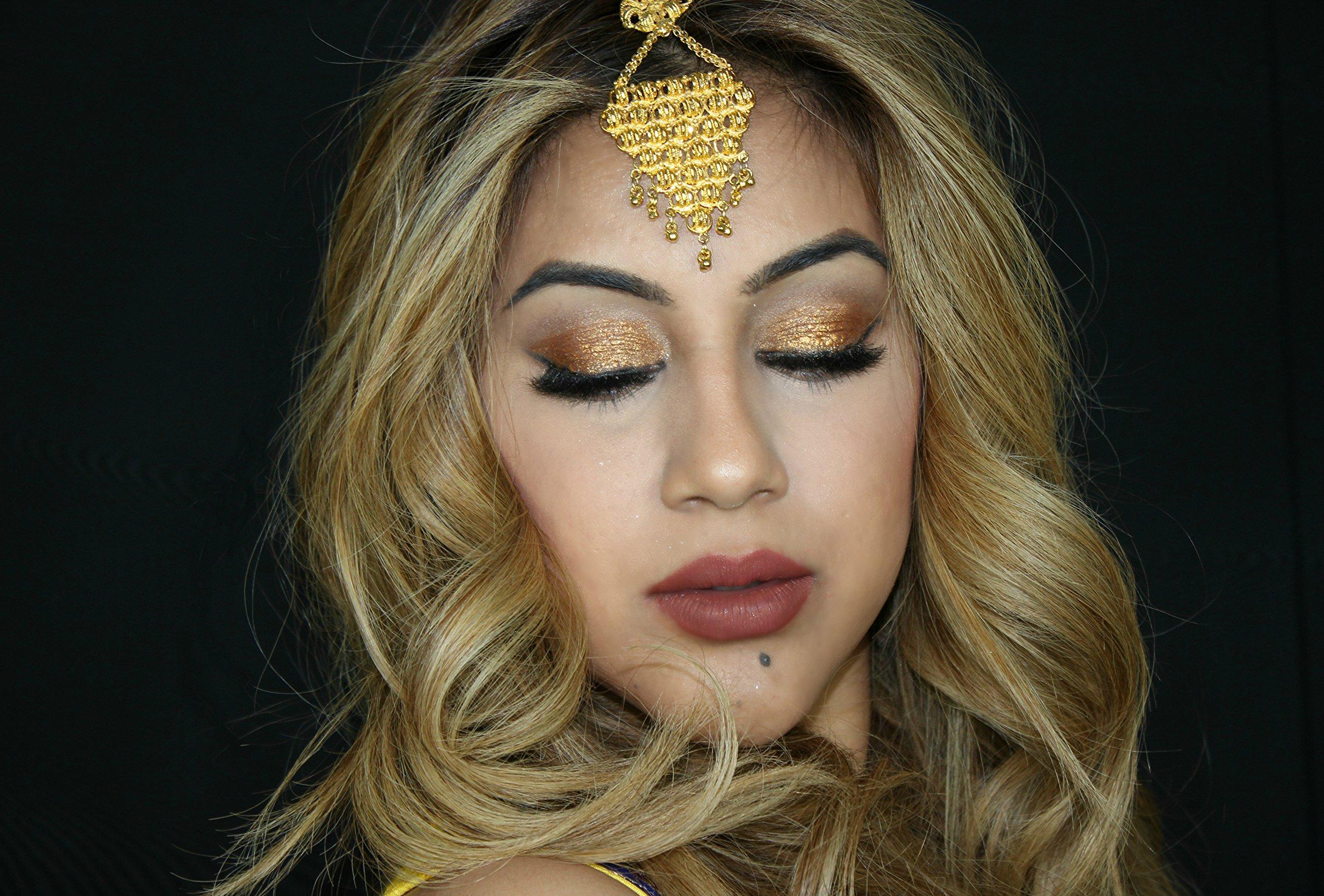 Sahi Cosmetics Metallic Foil Eyeshadow In DOHA