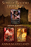 Sons of Rhodri Trilogy: Medieval Romance