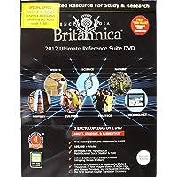Encyclopedia Britannica 2012 Ultimate Edition