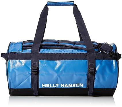 e9cf699fcba485 Helly Hansen Unisex's HH Classic Duffel Bag, Stone Blue, 30 Litres