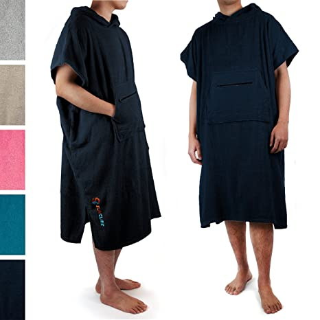 Image Unavailable. Image not available for. Color  SUN CUBE Surf Poncho  Changing Robe with Hood  59ebf081f