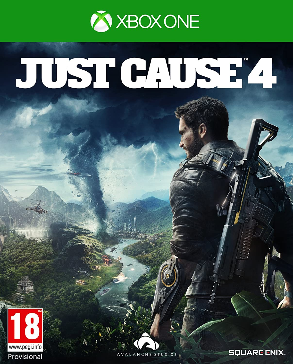 Xbox One Just Cause 4 Steelbook No Game Tin Only Video Games & Consoles