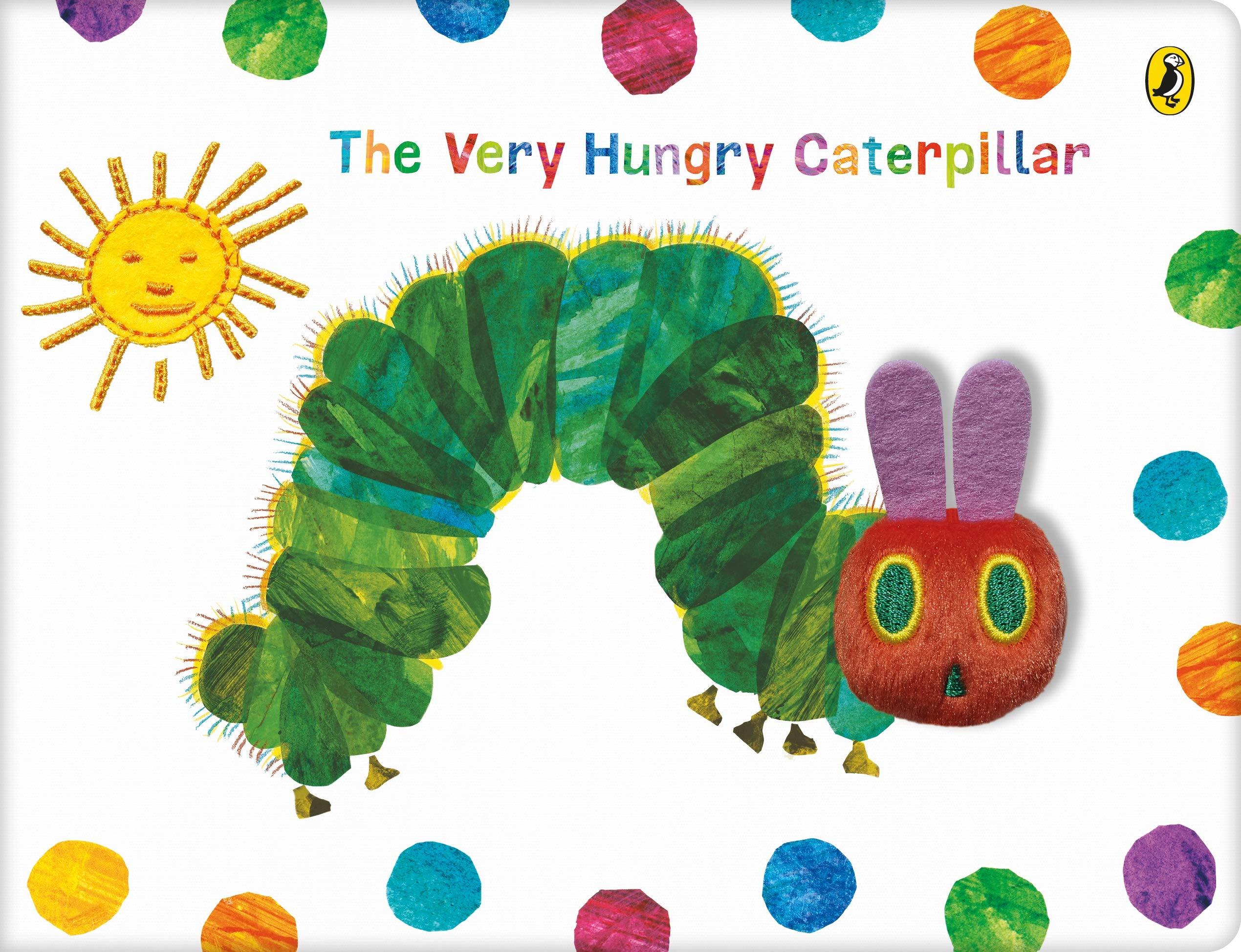 The Very Hungry Caterpillar Cloth Book  Carle, Eric Amazon.de ...
