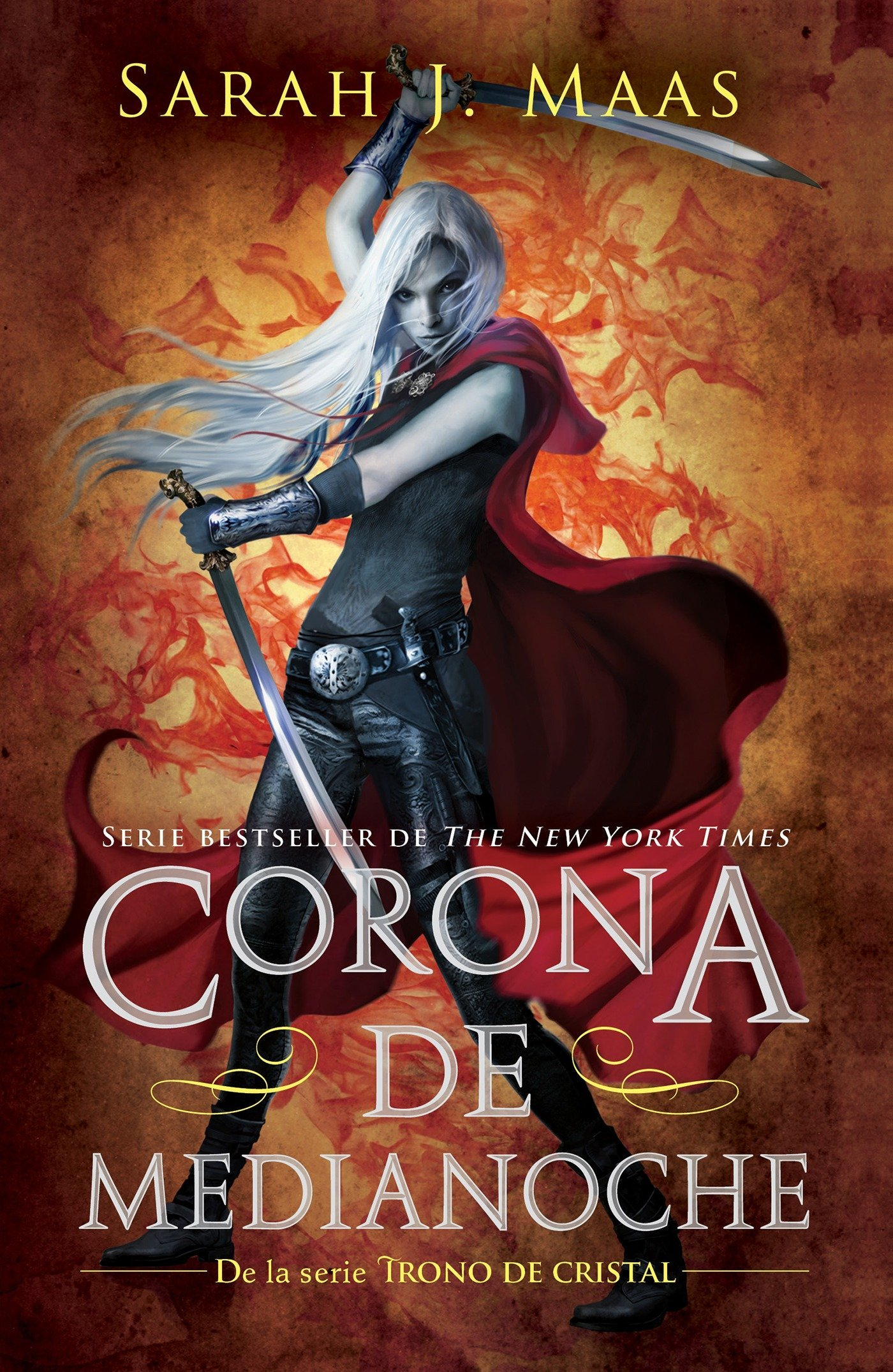 Corona de Medianoche /Crown of Midnight Trono de Cristal/ Throne of Glass: Amazon.es: Maas, Sarah J.: Libros