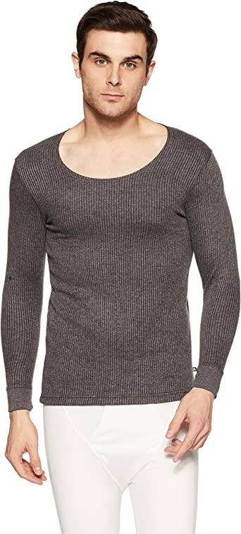 Hanes Men's Plain Thermal Top Men's Winterwear at amazon