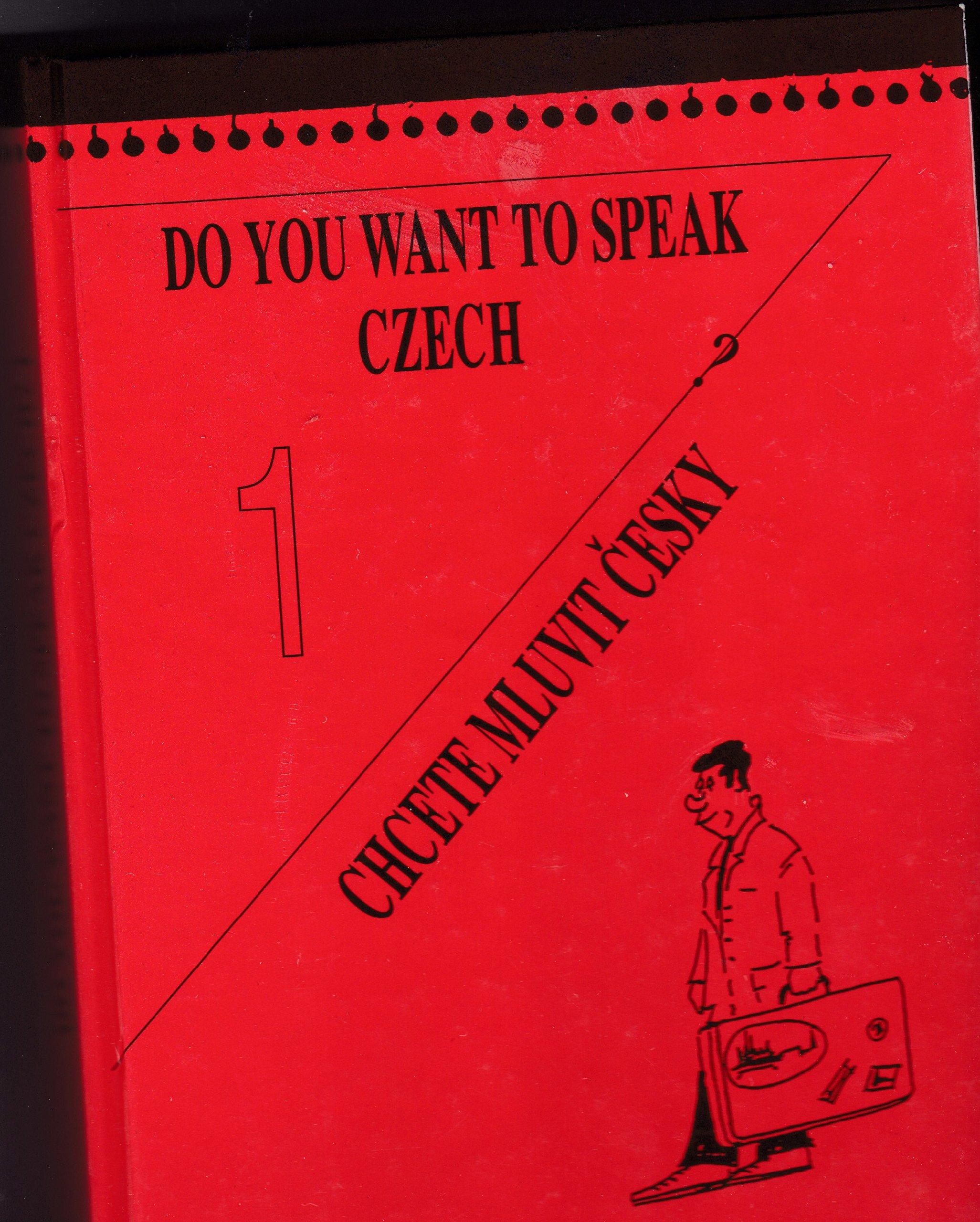Do You Want to Speak Czech?: Czech for Beginners Bk. 1 pdf