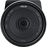 Asus Videocamera Wi-Fi da auto con Accelerometro, 1080 HDR, NFC, Nero
