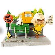 Hallmark Peanuts Limited Edition Bus Stop