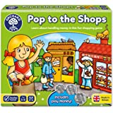 "Orchard Toys -  Allez aux Magasins ""Pop to the Shops""  - Langue: anglais"