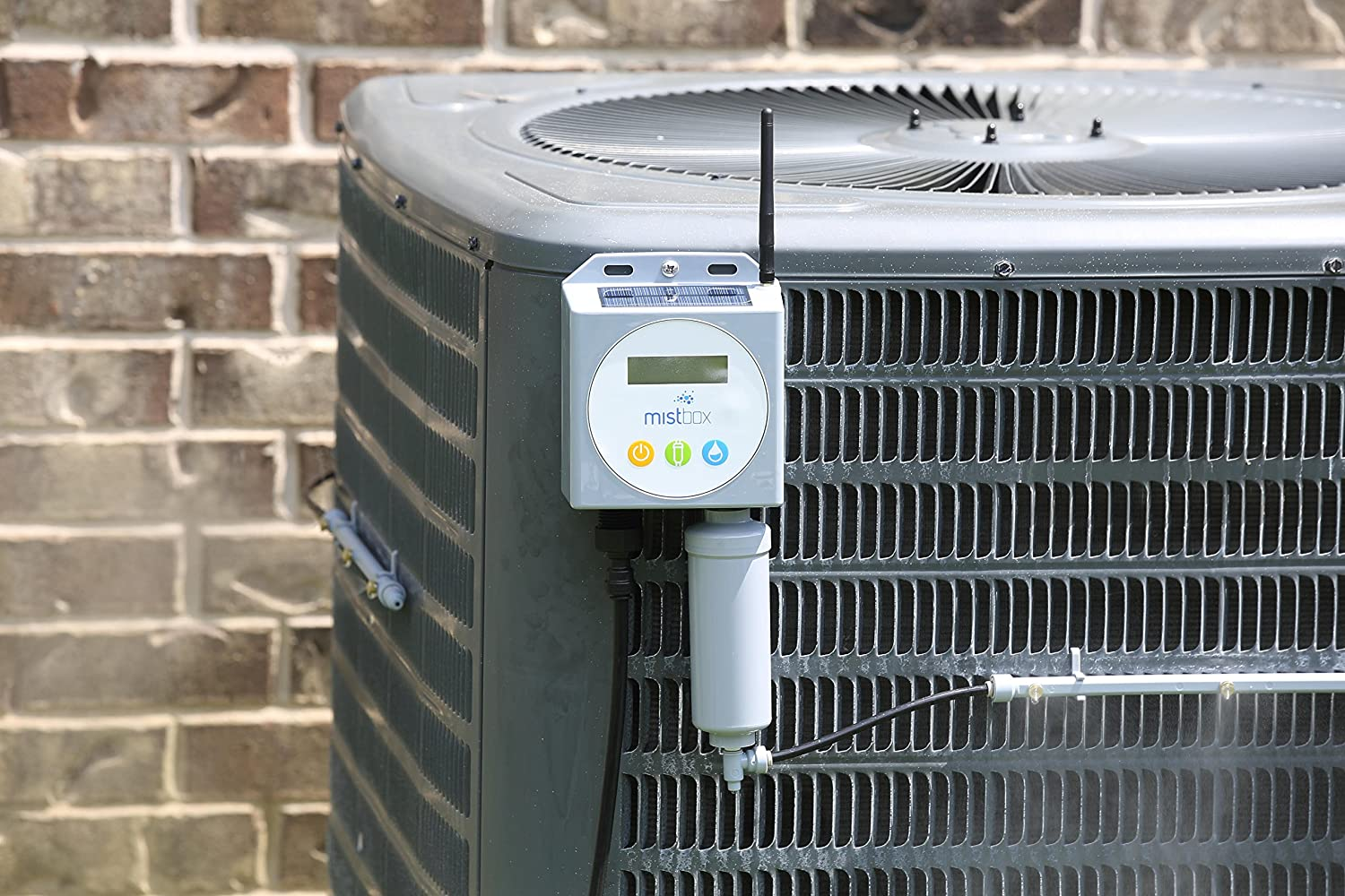 Ac Misting System : Hvac professionals good idea or not misting unit on ac